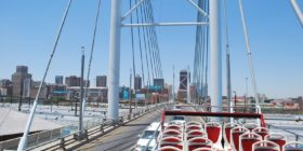 Johannesburg Nelson Mandela Bridge courtesy of Pixabay