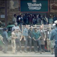 Jupiter Cape Town Windhoek Lager TVC screengrab