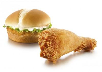 KFC Twice as Nice