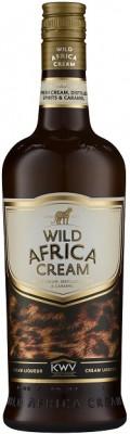 KWV Wild Africa Cream liqueur: new packaging late 2014