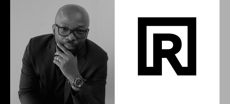 Kabelo Lehlongwane and Riverbed logo