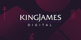 King James Digital logo