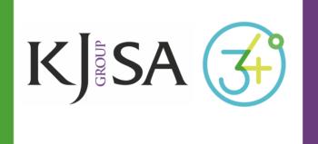 King James Group SA logo and 34 logo