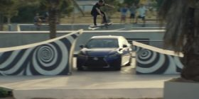 Lexus Hoverboard Amazing in Motion screengrab 07