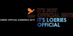 Loeries 2019 official rankings