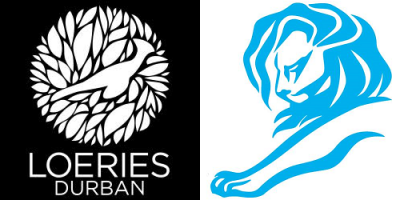 Loeries + Cannes Lions 2015 logos