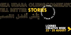 Loeries Creative Week 2019 slider