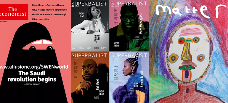 MarkLives Cover Stories 6 July 2018