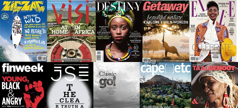 MarkLives MagLoveTop10 The best magazine covers of 2015 South Africa