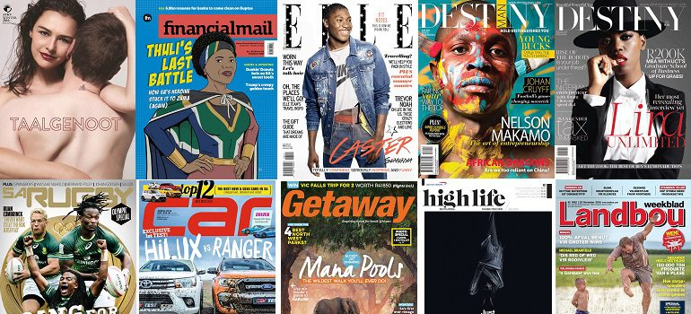 MarkLives #MagLoveTop10 The best magazine covers of 2016 — South Africa