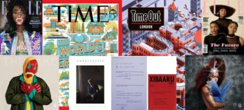 MarkLives Media Design Top 5 South African magazine covers 2018