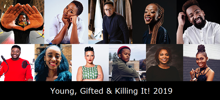 MarkLives Young, Gifted & Killing It! 2019 in review