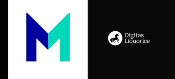 Mars logo and Digitas Liquorice logo