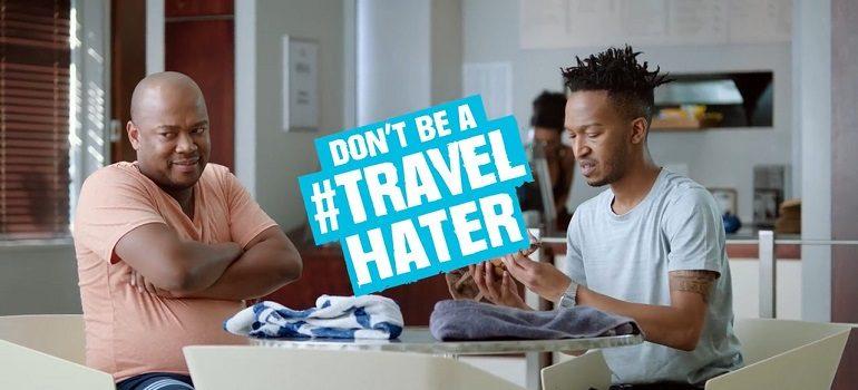 McCann Johannesburg and Hammerhead TV for Kulula Don't be a #travelhater