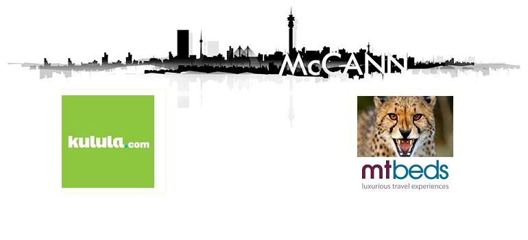 McCann, Kulula and MTbeds