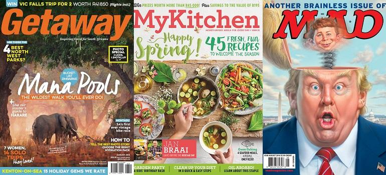 MediaSlut MagLove Best Magazine Covers 29 July 2016