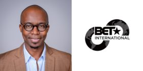 Monde Twala and BET International logo slider