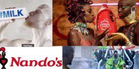 Nandos Afrofuturism afrotising