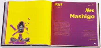 Neo Mashigo DPS within Creative Director book