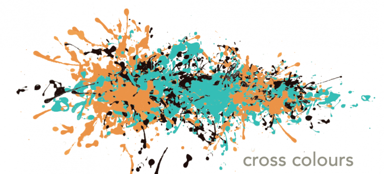 Cross Colours corporate ID
