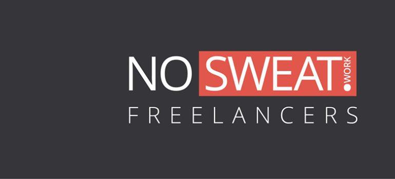 NoSweat.work slider