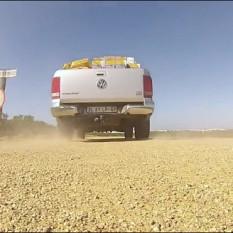 Ogilvy Cape Town OgilvyOne Amarok Test Drive 01
