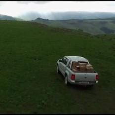 Ogilvy Cape Town OgilvyOne Amarok Test Drive 02