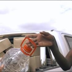 Ogilvy Cape Town OgilvyOne Amarok Test Drive 07
