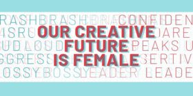 One Club-3% Next Creative Leaders our creative future is female