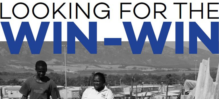Open Africa: Looking for the win-win