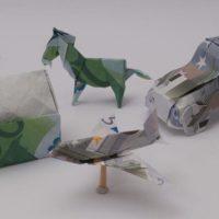 Raisin.com and Retroviral origami options