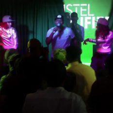 Owen Kessel Leo Burnett Amstel Amplified Karaoke screengrab 02