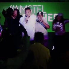Owen Kessel Leo Burnett Amstel Amplified Karaoke screengrab 07