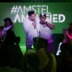 Owen Kessel Leo Burnett Amstel Amplified Karaoke screengrab 08