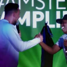 Owen Kessel Leo Burnett Amstel Amplified Karaoke screengrab 09