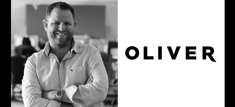 Paul van den Berg and Oliver logo