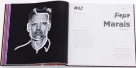 Pepe Marais DPS within Creative Director book