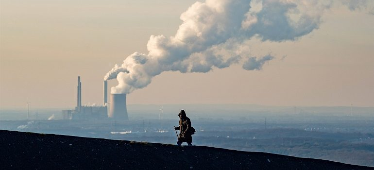 Power plant image by Lukas Schulze. Getty Images File