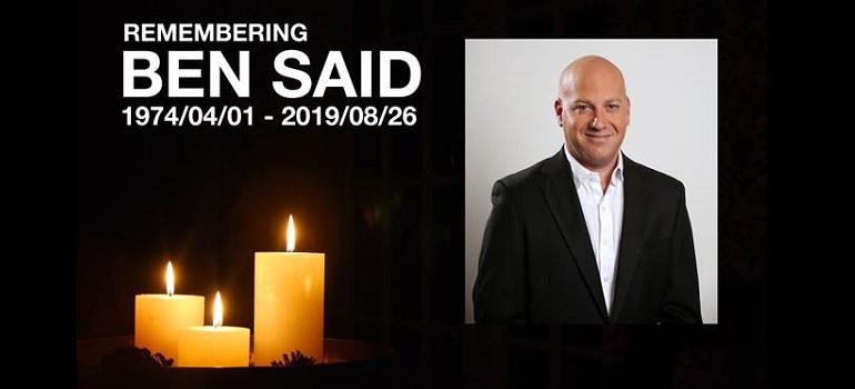 Remembering Ben Said