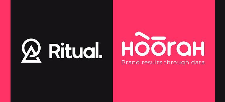 Ritual Studio logo and Hoorah Digital logo