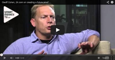 Smart Africa TV Geoff Cohen interview