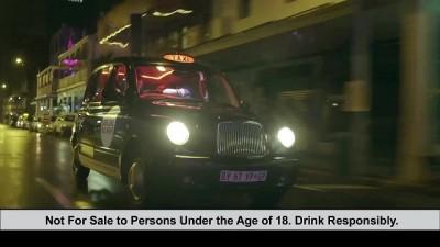 Smirnoff Explore the Night screengrab Cape Town cab