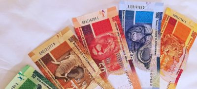South African currency currency notes courtesy of Pixabay
