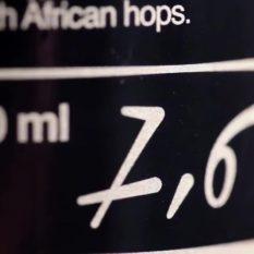 Soweto Gold '76: 7.6% alcohol