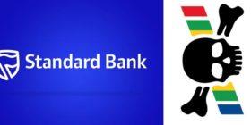 Standard Bank logo and TBWA Hunt Lascaris logo