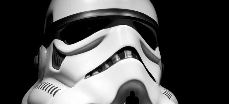 Star Wars at Scienceworks licensed CC BY 2_0 770x513