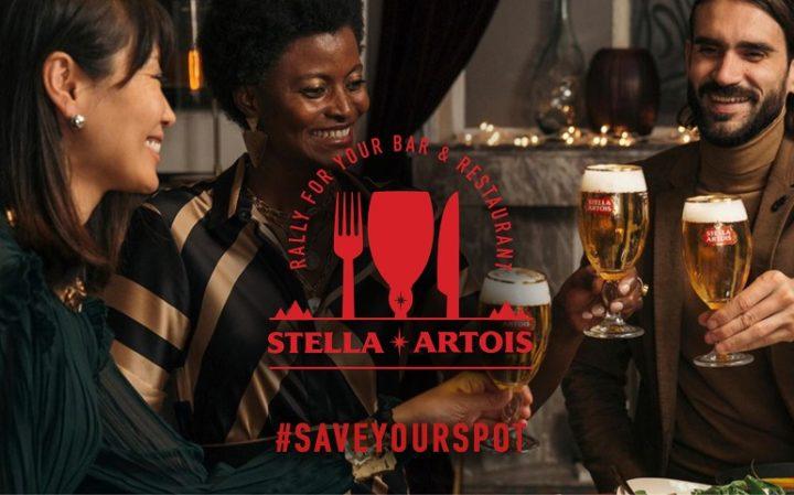 Stella Artois #SaveYourSpot