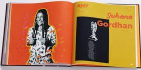 Suhana Gordhan DPS within Creative Director book slider