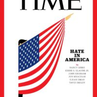 TIME, 28 August 2017 - Donald Trump