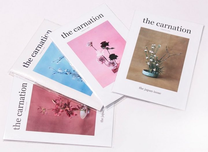 The Carnation, issue 1 February 2018